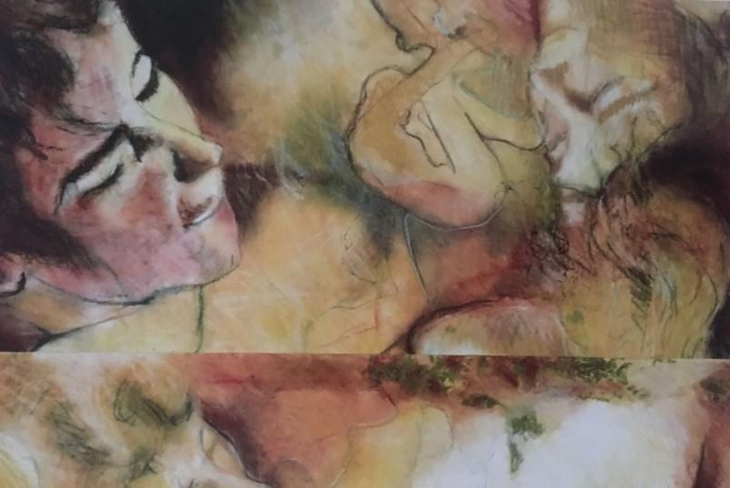 FOR SALE / title : WAARHEID ZONDER EINDE 2 / size : 100 x 90 / price : 750 EURO